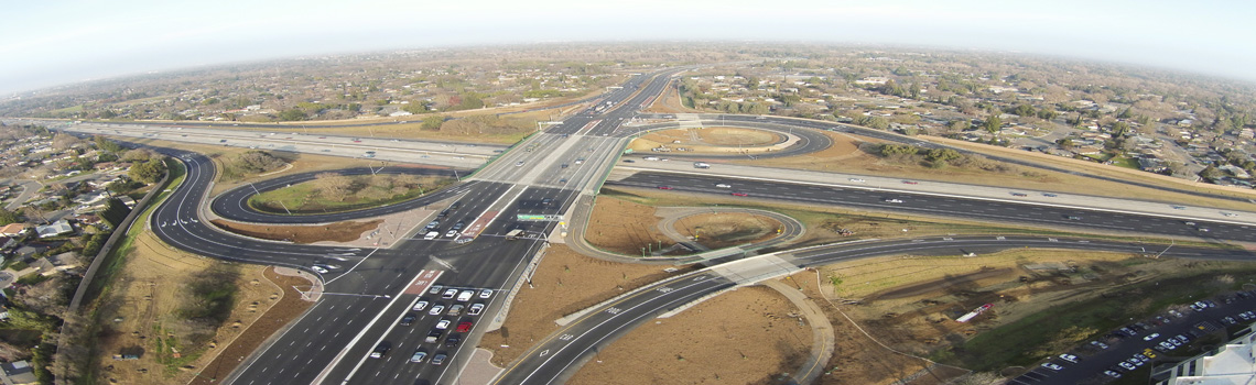 Watt Avenue @ US-50 Interchange Project – Completed January 2015